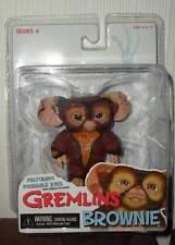 Gremlins NECA Brownie mogwi Figura Juguetes película de Warner Brothers