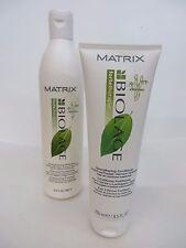 MATRIX BIOLAGE STRENGTHENING SHAMPOO & CONDITIONER