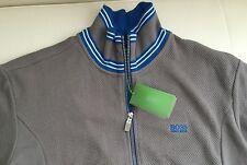 NWT - Hugo Boss Skaz Full Zip Sweatshirt  (Size - Medium)