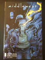 1ST PRINTING BAGGED /& BOARDED BEAULIEU MAIN COVER MIDDLEWEST #18 2020