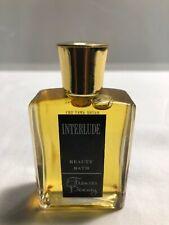 Interlude Perfume Beauty Bath By Frances Denney Vintage 1oz FULL MINI BOTTLE