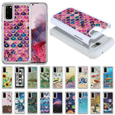 "For Samsung Galaxy S20 6.2"" 2020 Shock Proof Hybrid Bling Hard TPU Case Cover"