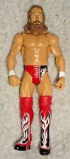 """Daniel Bryan WWE Lucha Libre Figura De Acción 2012 Botas Mattel 7"""" Rojo"""