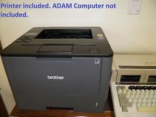 Brother HL-L5000D Business Laser Printer for the Coleco ADAM Computer System