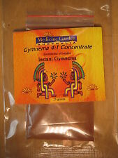 GYMNEMA CONCENTRATE. 10:1 CONCENTRATE. 25 grams
