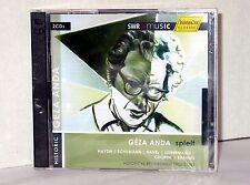 Geza Anda plays Haydn, Schumann, Ravel, Liebermann, Chopin and Brahms New