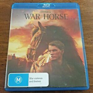 War Horse Blu-Ray R-ALL Like New! – FREE POST