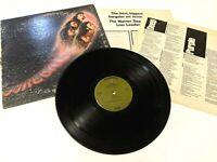Deep Purple Fireball Vinyl BS 2564 (S39851) Stereo, Warner Bros, 33 RPM, Insert