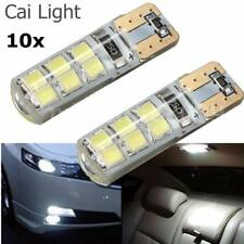 Top Quality 10x T10 2835 LED Canbus Car Width Light Interior License Plate Bulbs