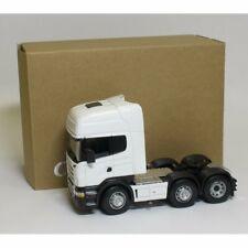 OXFORD CARARAMA CR026 1/50 SCANIA CAB WHITE - IDEAL FOR CODE 3 MODELLING
