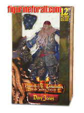 "NECA DAVY JONES 12"" Action Figure W/ Sound Pirates of Caribbean Dead Man's Chest"