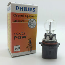 Philips Hypervision 12277 P13W Car Daytime Running Light Bulb Lamp 12V 13W