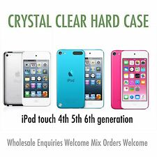 iPod Touch 4th 5th 6th generation crystal clear thin hard case wholesale