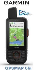 GPSMAP 66i GPS handheld and satellite communicator PN: 010-02088-02