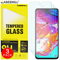 For Huawei Honor X10 Max 5G Caseswill HD-Clear Tempered Glass Screen Protector