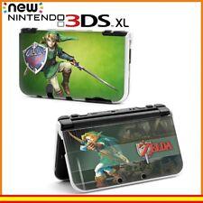 Funda Protector Nintendo New 3DS XL Carcasa Dibujos Zelda Link