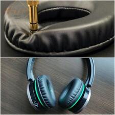Soft Leather Ear Pads Foam Cushion EarMuff For Panasonic RP-BTD10 Headphones