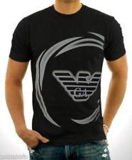 Camisetas de hombre de manga corta ARMANI 100% algodón