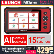 LAUNCH X431 CRP909 All System OBD2 Scanner TPMS Diagnostic Scan Tool Tablet WIFI