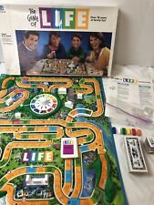 Vintage The Game of Life - 1991 Milton Bradley Board Game  Pre Owned Good Shape