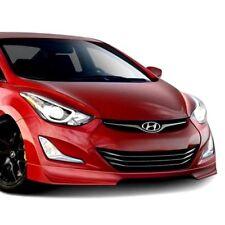 For Hyundai Elantra 11-13 Front Bumper Lip Under Spoiler Air Dam Racer Style