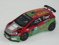 FORD FIESTA R5 GIANNESINI MONZA RALLY SHOW  2016 1/43 SCALE DECALS ONLY NO MODEL