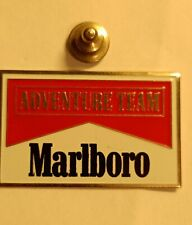 Pin's Broche Adaptée En Pin's Marlboro Adventure Team