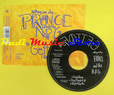 CD Singolo PRINCE AND THE NPG Gett off 1991 germany WEA no lp mc dvd vhs (S9)