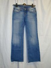 Women's GUESS JEANS stonewashed blue jeans sz 26 great co  LOVELY
