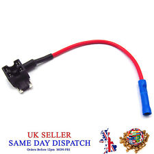 Añadir un circuito Piggy Back FUSIBLE GRIFO Micro hoja titular ATP ATM 12V Coche Barco Motor