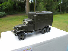MILITAIRE HARTSMITH POUR EVERGREEN CABINE TOLEE CAISSE RADIO ( NL) ARMY