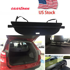 Upgrade Version Cargo Cover Security Rear Trunk Cover for 2018 Chevrolet Equinox