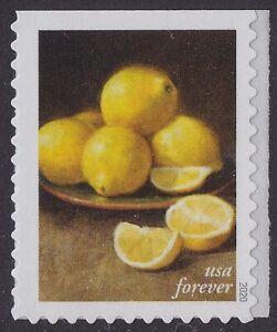 US 5487 Fruits & Vegetables forever Lemons forever single MNH 2020