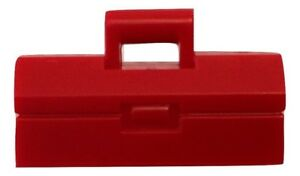 LEGO tool box for minifigure accessories