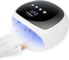 O'Vinna Lampada Unghie UV LED da 52W per Manicure/Pedicure