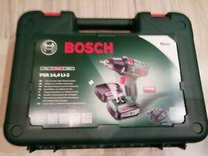 Bosch Koffer für Akkubohrschrauber PSR14,4 LI-2, Stapelbox, Leerkoffer NEU.