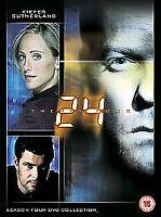 24: Season Four DVD Collection [DVD], Very Good DVD, Kiefer Sutherland, William