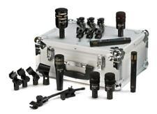 NEW Audix DP7 Drum Microphone Kit i5, D2, D4, D6  DP-7 ADX-51 D-Vice Drum Clamps