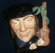 """' SCARAMOUCHE """" - Royal Doulton - Large Character Jug - Style One"""