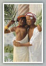 Nude Arab Woman. Reproduction of Lehnert & Landrock Postcard No. 681