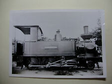 SWE247 - HJO-STENSTROP JARNVAGER Railway - STEAM LOCO Costa Posse PHOTO Sweden