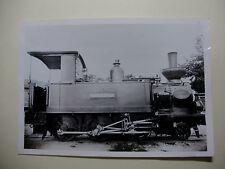 SWE247 - HJO-STENSTROP JARNVAGER Railway - STEAM LOCO Costa Posse PHOTO Sweden