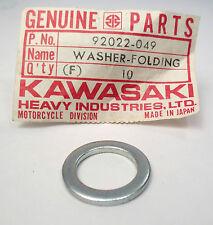Footpeg Washer Folding NOS KAWASAKI H1 500 W1 MT1