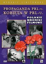 Propaganda PRL-u: Kobieta w PRL-u (DVD) Polska Kronika Filmowa POLISH POLSKI