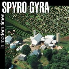 In Modern Times Spyro Gyra near mint Cd smooth jazz funk 2001 Heads Up Telarc