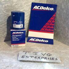 GENUINE AC DELCO PF1245  25014441  /  WIX  51391