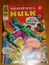 MIGHTY WORLD OF MARVEL #212 1976 OCTOBER 20 BRITISH