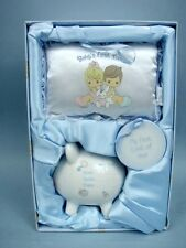 3 Piece Baby's Keepsakes Giftset In Original Box by Precious Moments