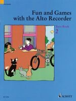 Fun and Games with the Alto Recorder Tune book 2 Pt. 2