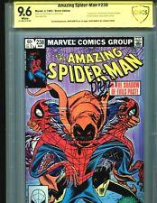 Amazing Spider-Man 238 CBCS 9.6 1st Hobgoblin CGC it 3x Signed Romita x2 & Stern